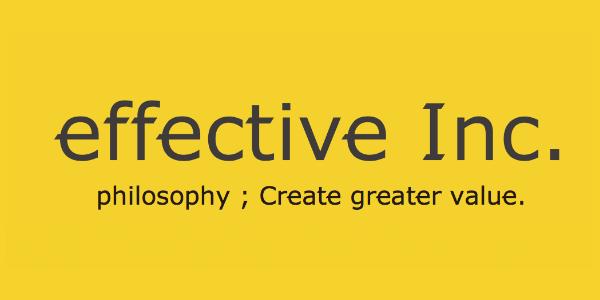 effectiveロゴ